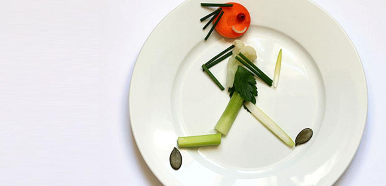 Gesund ernähren - für ein besseres Wohlbefinden