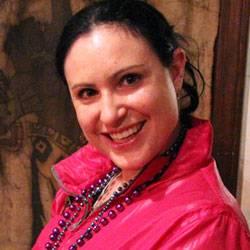 Besser sehen: Carmen, 35, Assistentin