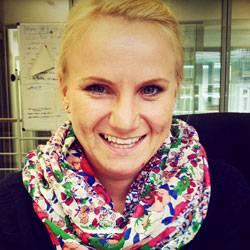 Besser sehen: Dorothea, 32, Projektleiterin Digital
