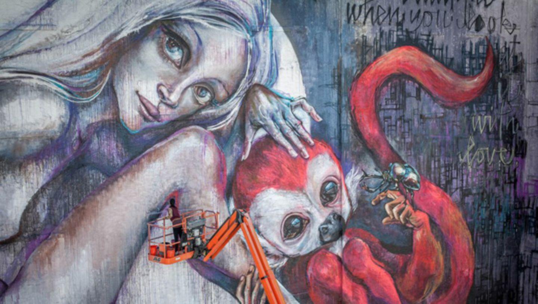 Ein Graffiti-Märchen erobert die Welt