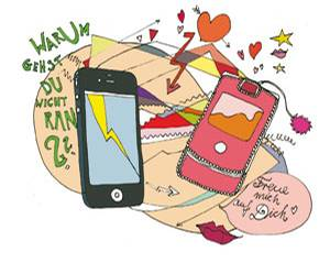 Beziehungen: Liebe in Zeiten von SMS: Gute Zeichen, schlechte Zeichen