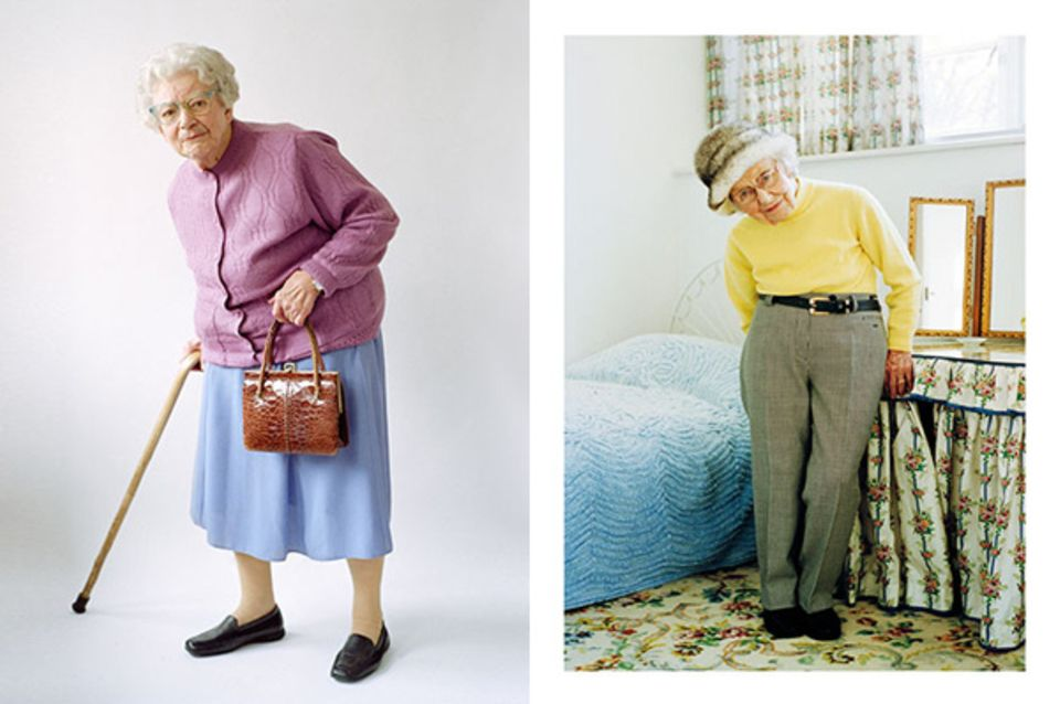 The Granny Alphabet: Eine Ode an die Omis