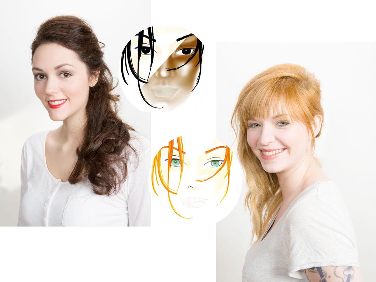 Welches Make-up passt zu Ihrem Farbtyp?