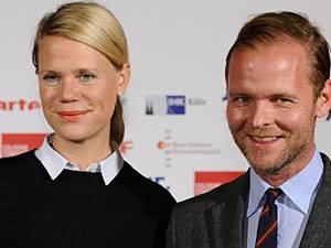 Kino: Frauke Finsterwalder mit Ehemann Christian Kracht