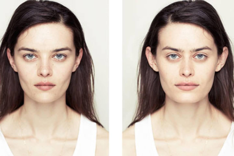 Fotoprojekt: Was macht ein schönes Gesicht aus?  BRIGITTE.de