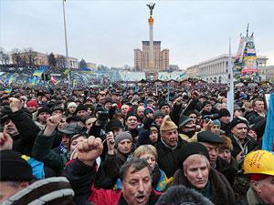 """""""Es gibt kein Zurück!"""" - Die Schriftstellerin Katja Petrowskaja über die Gewalt in der Ukraine"""