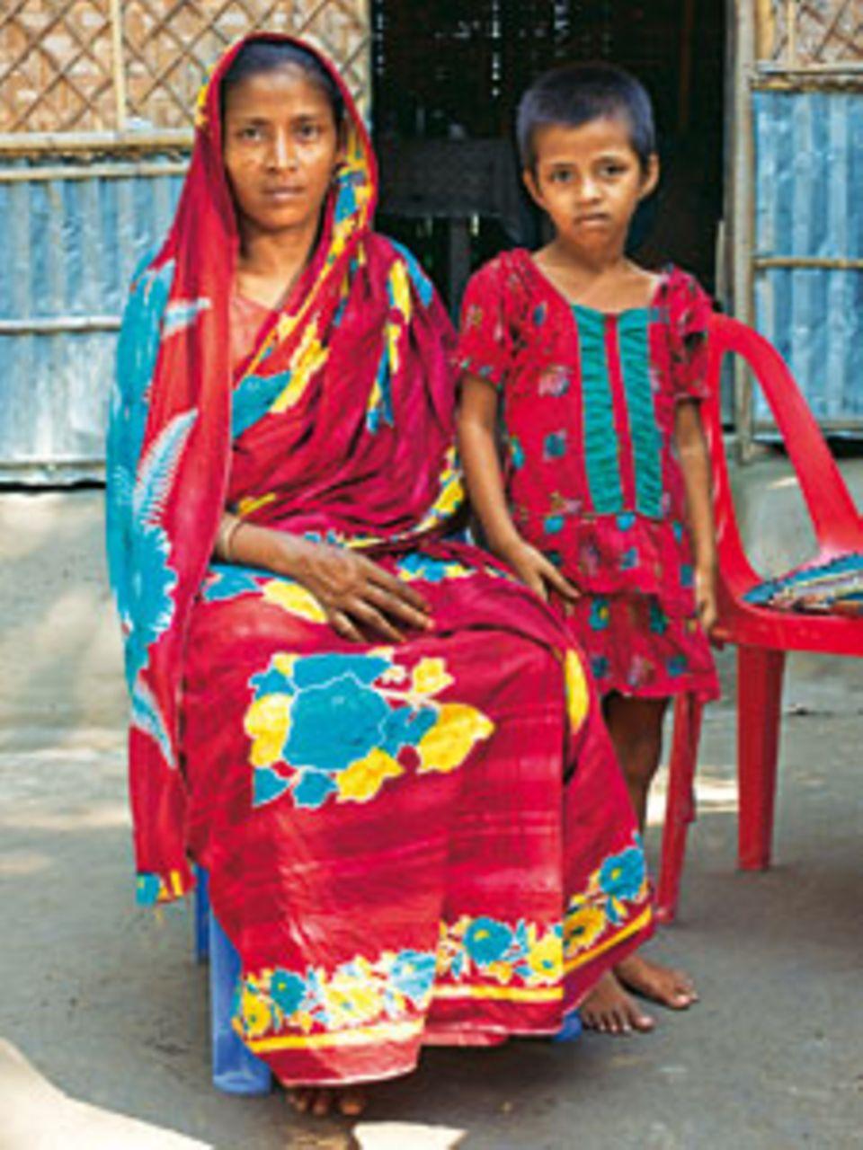 Fenchy hat ihre älteste Tochter mit 12 verheiratet - ihrer Jüngsten will sie das ersparen.