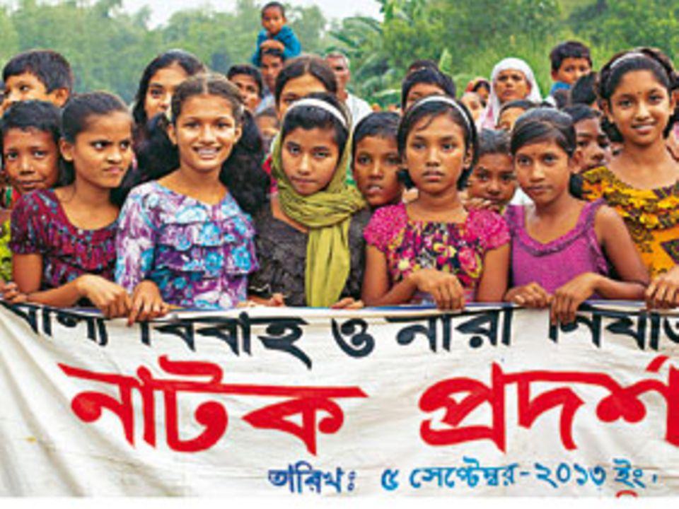 Bangladesch: Der Aufstand der Kinderbräute