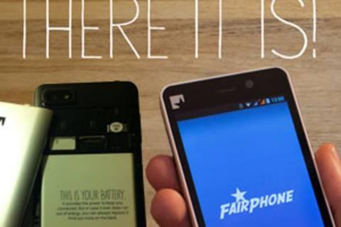 Fairphone - das nachhaltige(re) Smartphone