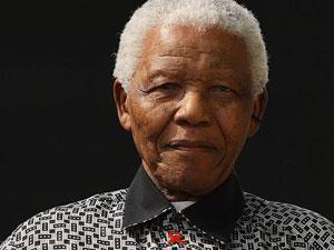 Abschied von Nelson Mandela