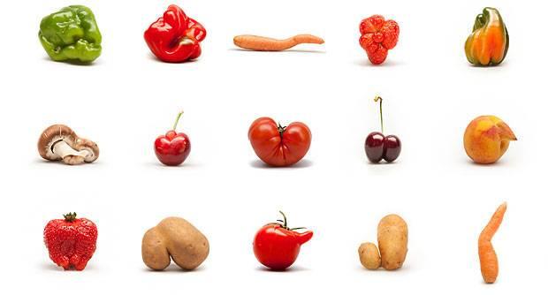 Lebensmittelverschwendung Krumme Gurken Kauft Gem 252 Se Mit