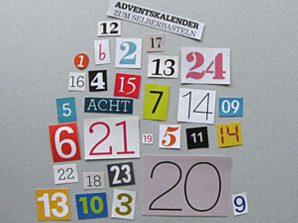 Adventskalender: Tipps für die täglichen Türchen