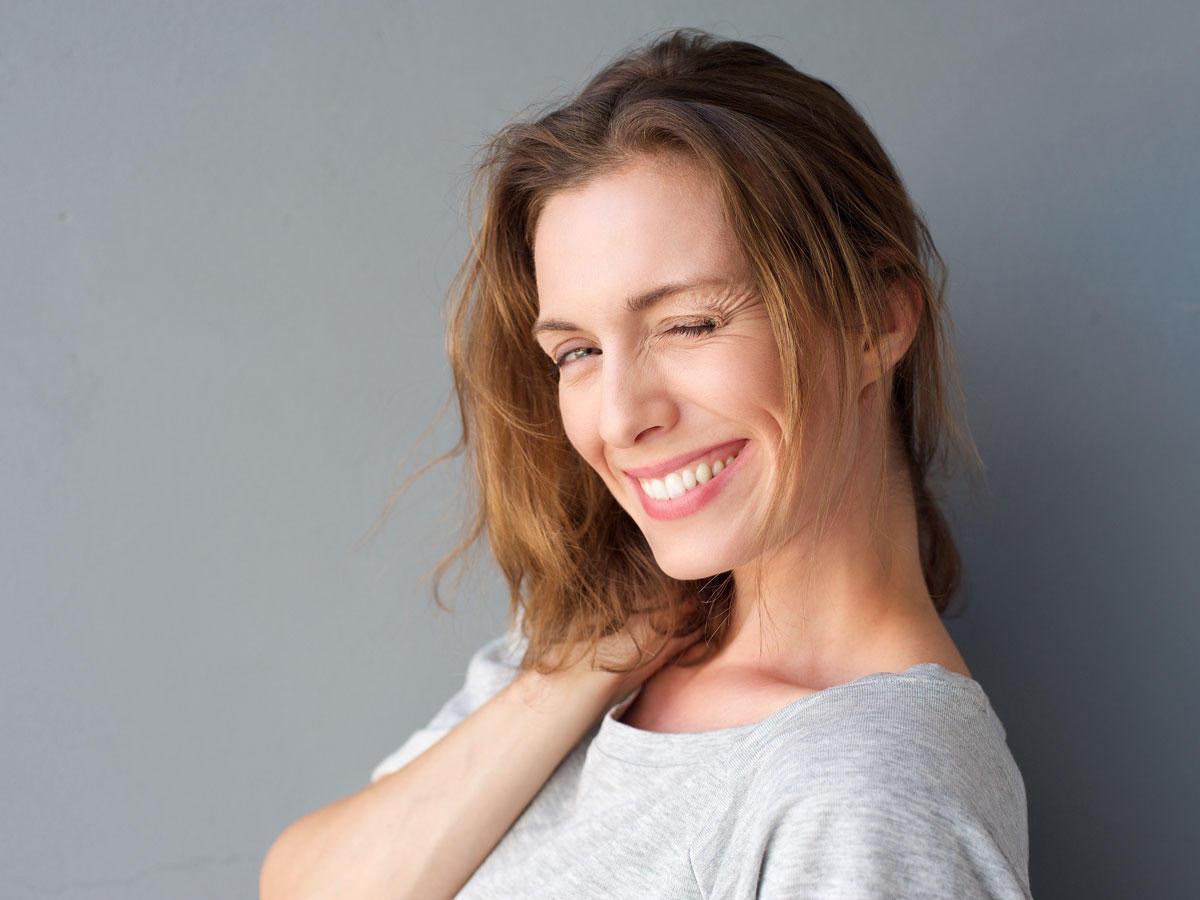 Reife Haut - so pflegen und schützen wir sie