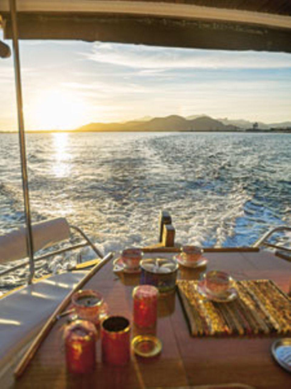 Mallorca: Bootsausflug mit dem Llaüt