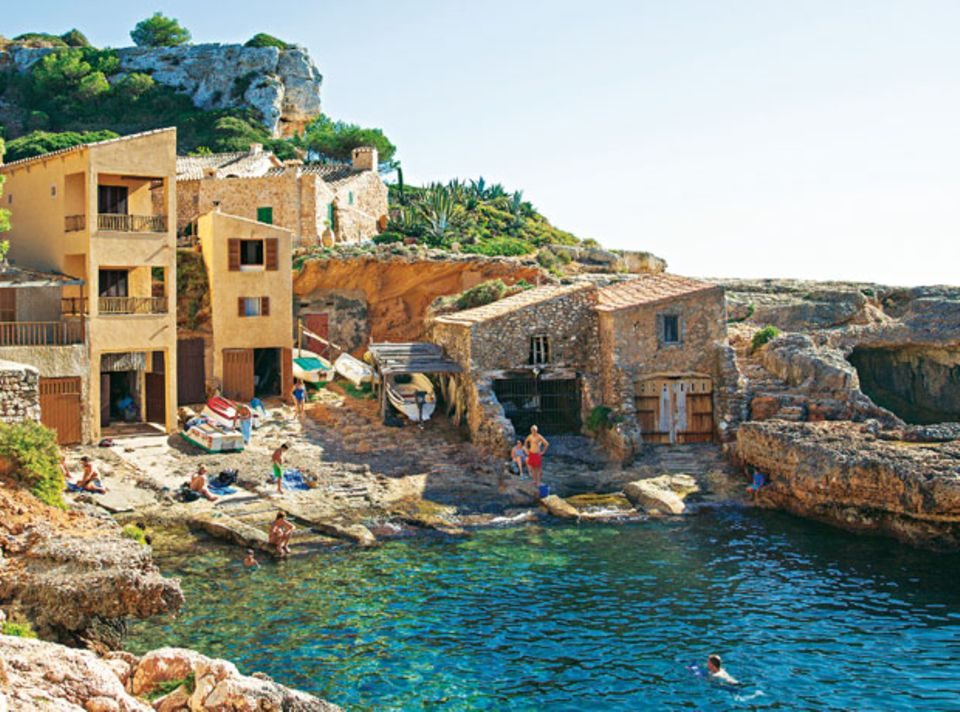 Mallorca: Cala S'Alumnia