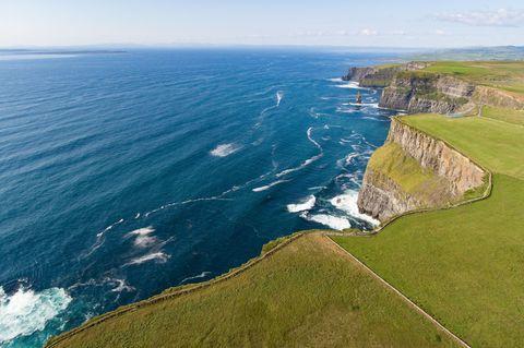 Clare Island: Elke Heidenreich erkundet Irland