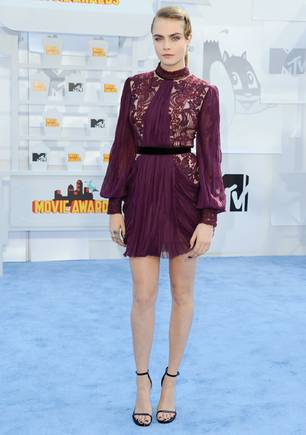 Promis mit Stil: MTV Movie Awards: Unsere 5 Lieblingslooks