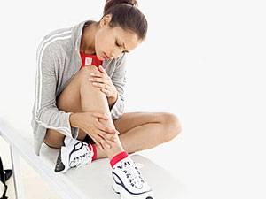 Erste Hilfe: Sportverletzungen - das können Sie tun