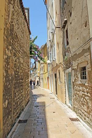 Kroatien: In Zadar lässt sich gut bummeln ...