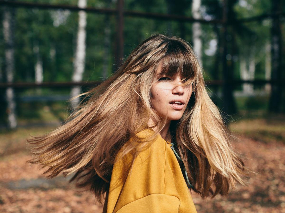 Die kosmetischen Öle für das Haar und den Körper