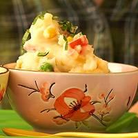 Kartoffelbrei selber machen: Kartoffelbrei - selbstgestampft schmeckt er am besten