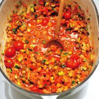 Soße für Gemüselasagne