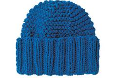 Mütze mit Bundmuster: Anleitung zum Stricken
