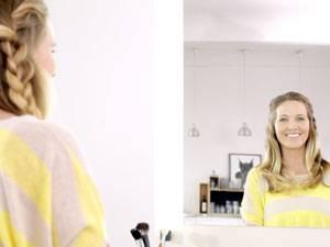 Video-Tutorial: Seitlicher Zopf? Geht ganz einfach!