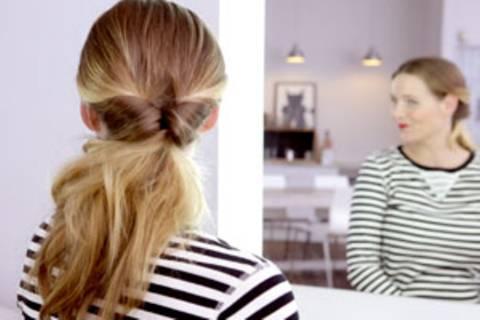 So cool kann eine Zopf-Frisur aussehen