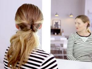 BRIGITTE-Video: Frisuren-Tutorial: Topsy Tail