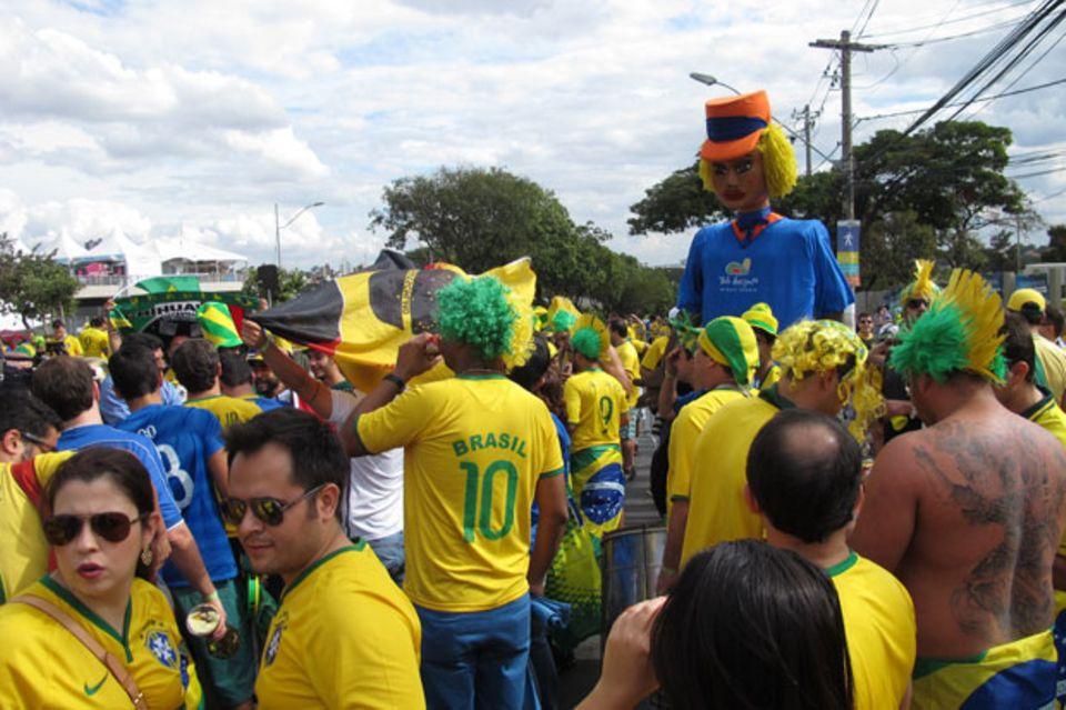 In Bela Horizonte