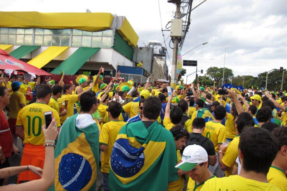 """""""Brasilien, (m)ein Sommermärchen"""""""