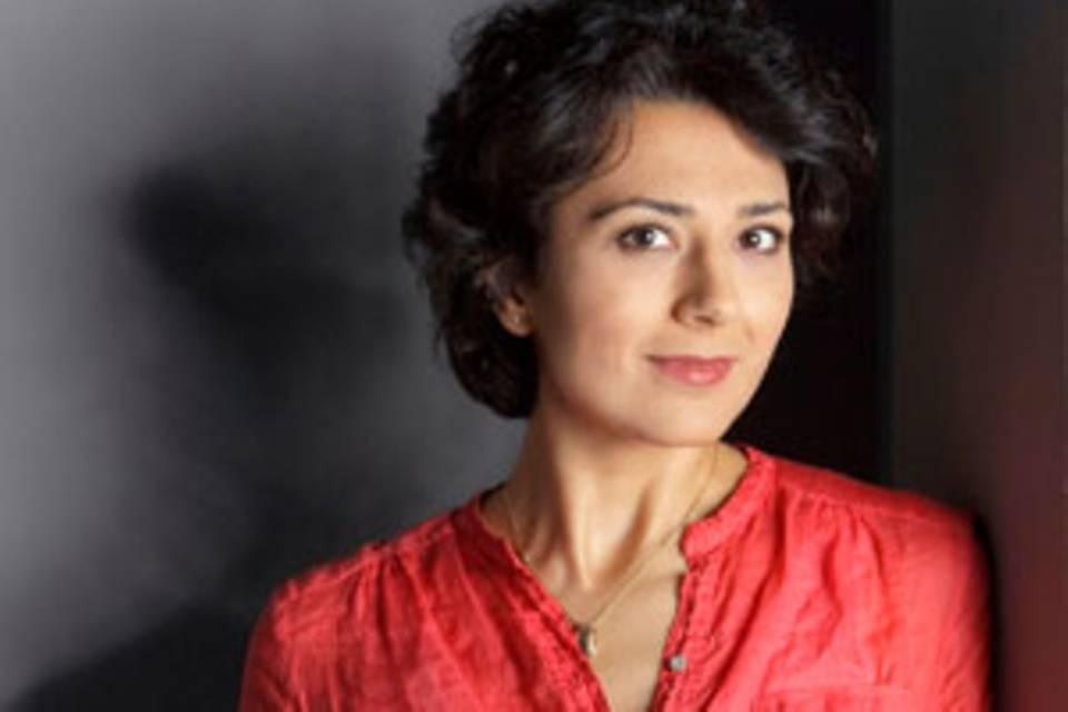 Golineh Atai, 39, ist Korrespondentin des WDR in Moskau und derzeit eine der besten derzeit besten TV-Reporterinnen