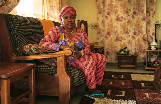 Ausbeutung im Kongo: Thérèse Mema, 32, ist Trauma-Therapeutin und Sozialarbeiterin