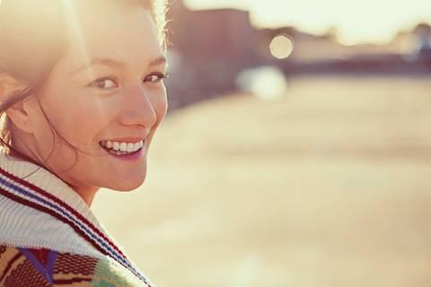 Eine frische Haut dank starkem Immunsystem