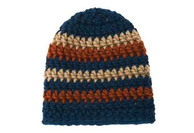 Mütze häkeln - mit Ringeln oder Streifen | BRIGITTE.de