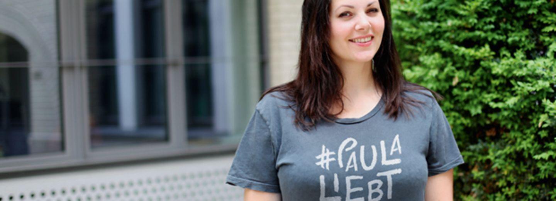 Paula Lambert: Frauen, liebt euch selbst!