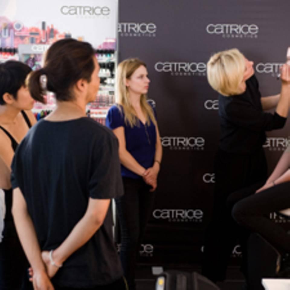 Fashion Week Berlin: Das Make-up bei Dawid Tomaszewski