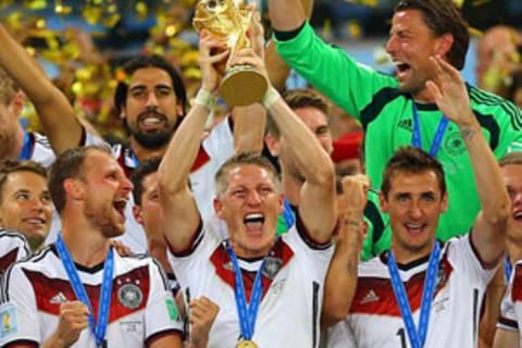 Danke, Jungs! Unser ganz persönlicher Dank an die Weltmeister