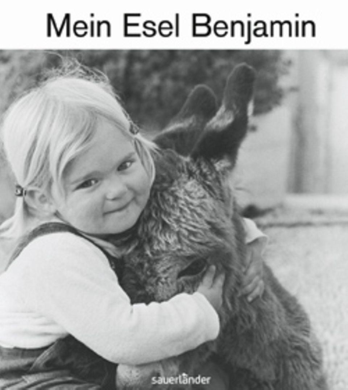 Mein Esel Benjamin, Mini-Format, 5,90 Euro, Sauerländer