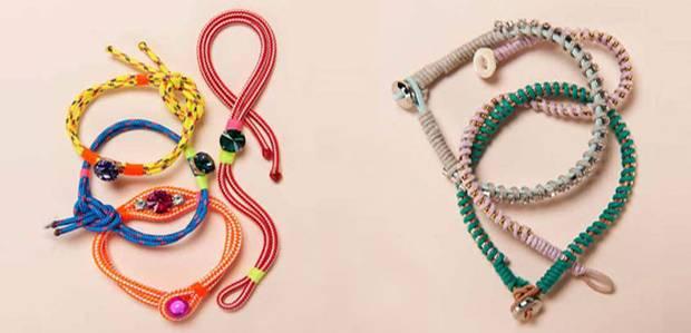 DIY: Rainbow Loom Bands - bunter Schmuck-Trend