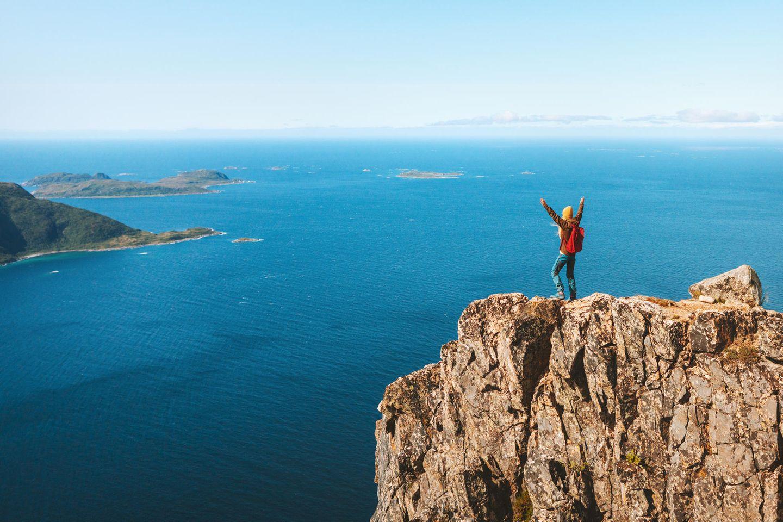 """""""Alleinreisen ist eine Chance, mutiger und selbstbewusster zu werden"""""""