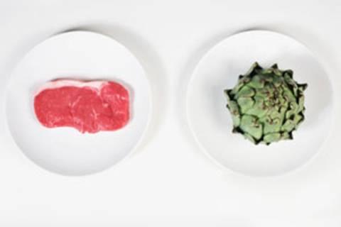 Fleisch oder vegetarisch? Was ist besser für den CO2-Fußabdruck?