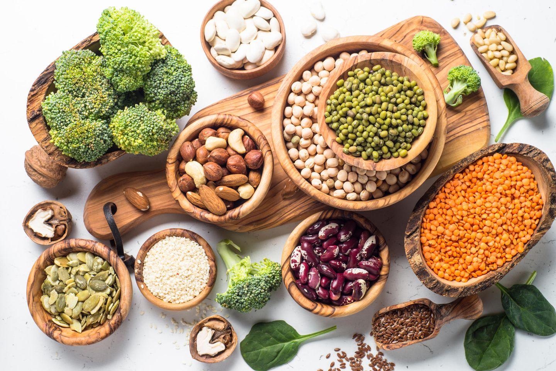 Vegan ernähren - darauf solltet ihr achten