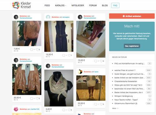 online shopping designermode kaufen und verkaufen. Black Bedroom Furniture Sets. Home Design Ideas