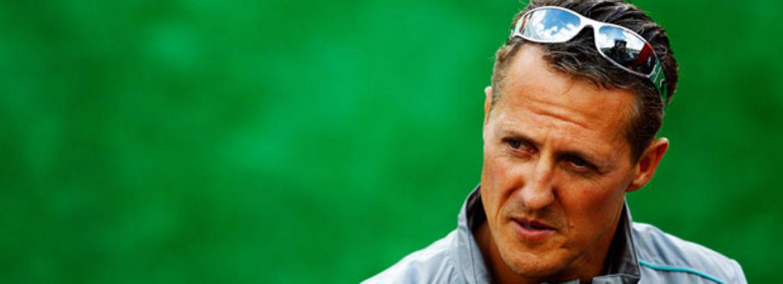 Michael Schumacher ist aus dem Koma erwacht