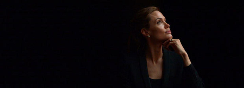 Angelina Jolie ist jetzt eine Dame