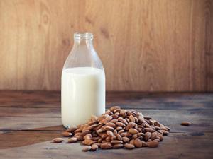 Mandelmilch - weil wir Kühe lieben