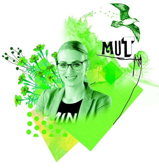 Katharina Quandt, 29, Personalstrategin bei BMW in München