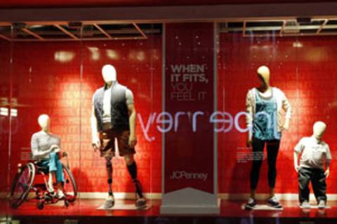 US-Kaufhaus JCPenney führt realistische Schaufensterpuppen ein